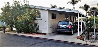 Mobile Home at 1765 Puente Ave Spc 54 Baldwin Park, CA 91706