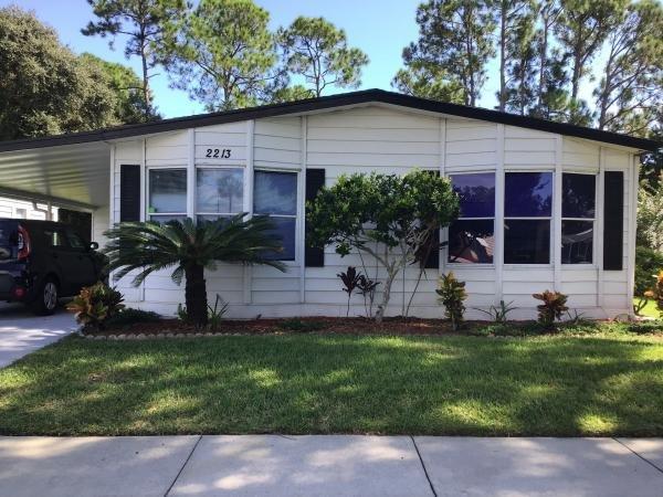 Mobile Home at 2213 Primavera Ave., Port Orange, FL