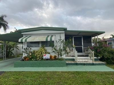 Mobile Home at 10550 W State Road 84 Lot 377 Davie, FL 33324