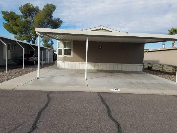 Mobile Home at 2609 W. Southern Ave,, Tempe, AZ