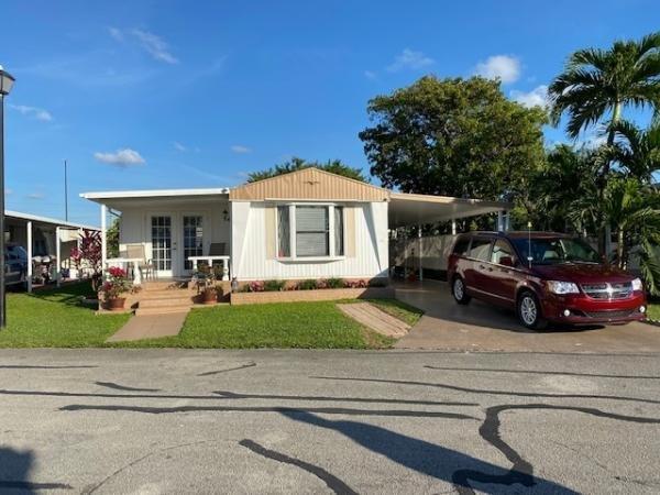 Mobile Home at 3130 Sw 50th Terrace, Davie, FL