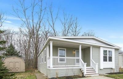 Mobile Home at 8000 Warren Woods Rd Lot#70 Three Oaks, MI 49128