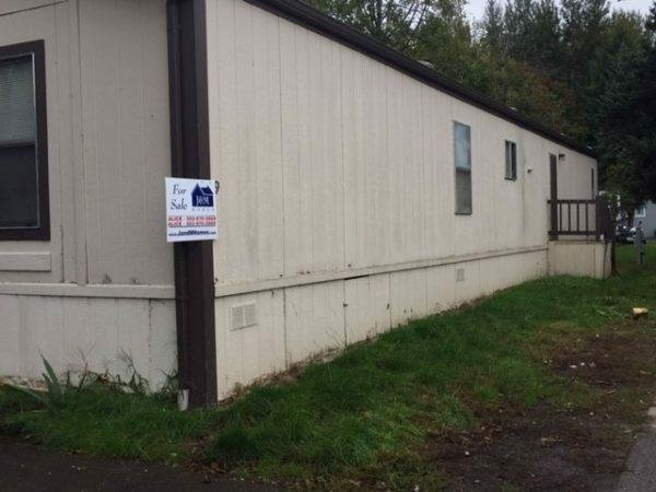 Mobile Home at 2632 NE 201st Ave #9, Fairview, OR