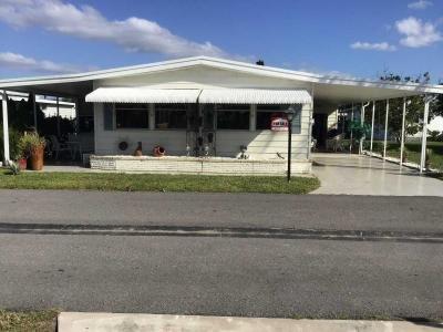 Mobile Home at 2758 Palm Lake Drive Sarasota, FL 34234