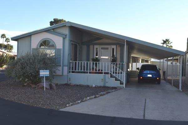 Mobile Home at 2121 S. Pantano Rd. #281, Tucson, AZ