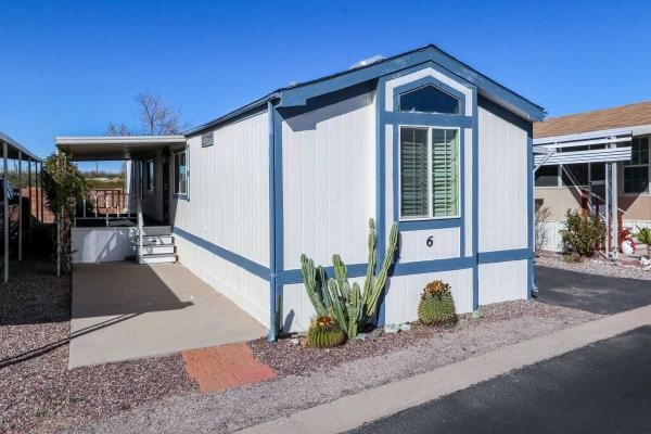 Mobile Home at 8401 S Kolb Rd #6, Tucson, AZ