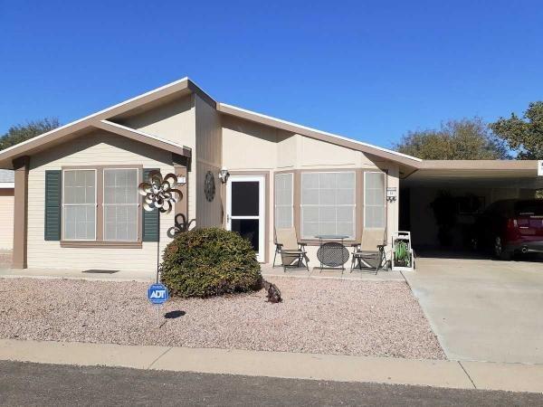 Mobile Home at 8500 E SOUTHERN AVE #53, Mesa, AZ