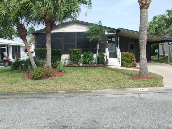 Mobile Home at 145 Freeport Cay, Vero Beach, FL