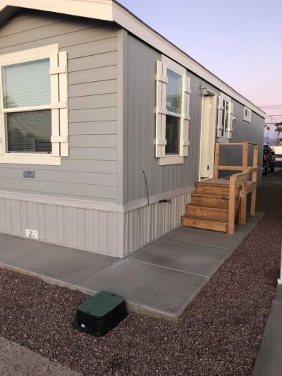 Mobile Home at 7807 E Main Street Mesa, AZ 85207