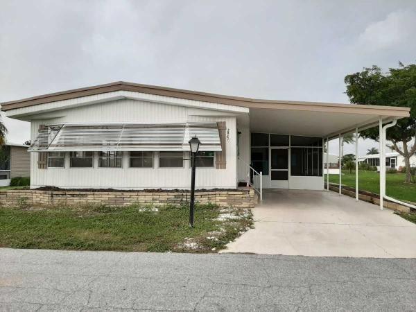 Mobile Home at 2867 Lake Haven, Sarasota, FL
