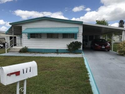 Mobile Home at 177 Juniper Drive West Dundee, FL 33838