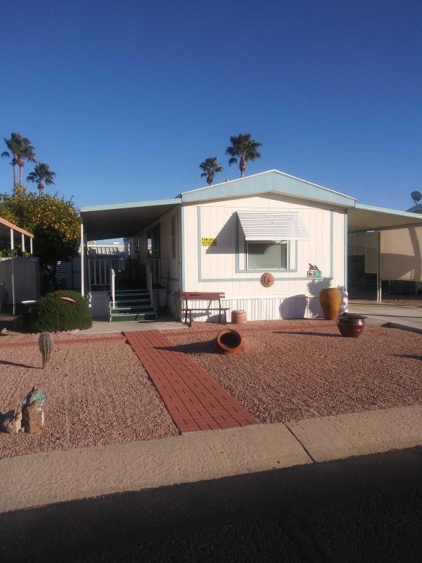 Mobile Home at 2305 W Ruthrauff Rd  # K-7, Tucson, AZ
