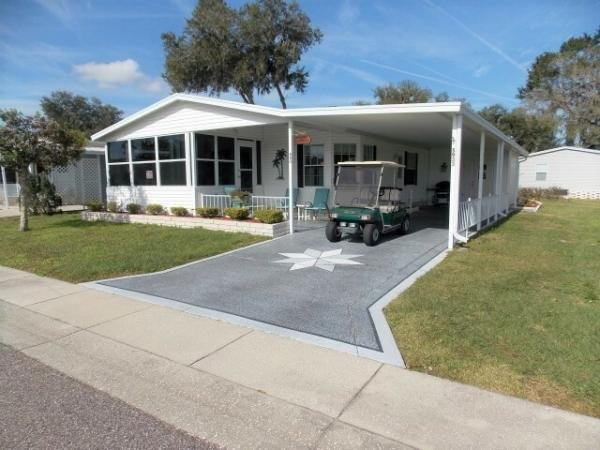 Mobile Home at 5933 Jessup Drive, Zephyrhills, FL