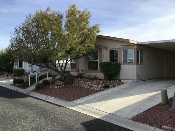 Mobile Home at 2350 ADOBE ROAD LOT #298, Bullhead City, AZ