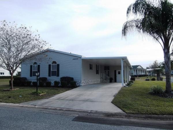 Mobile Home at 2380 WABASH COURT, Grand Island, FL