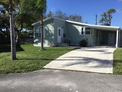 Mobile Home at 11 Margarita Lane Port Saint Lucie, FL 34952