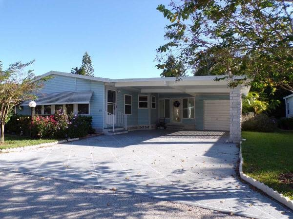 Mobile Home at 1405 Deverly Dr., Lot 376, Lakeland, FL