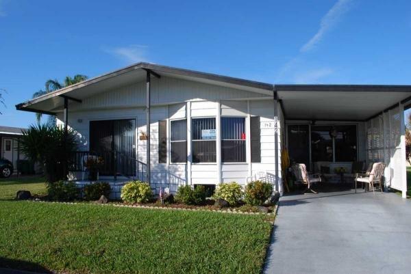Mobile Home at 142 Lakeshore Drive, Melbourne, FL