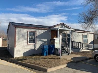 Mobile Home at 2885 E Midway Blvd #1228 Broomfield, CO