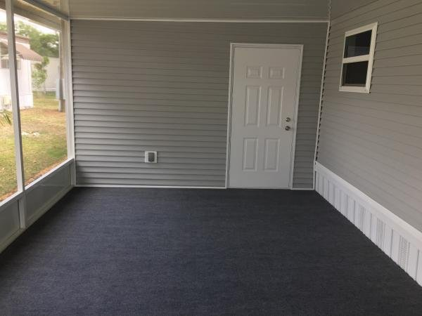 Screened Room / Shed