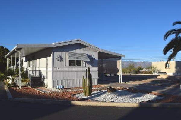 Mobile Home at 2121 S. Pantano Rd #409, Tucson, AZ