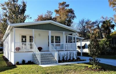 Mobile Home at 46 Cypress in the Wood Port Orange, FL 32129