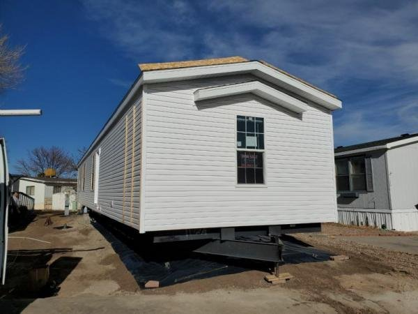 Mobile Home at 4945 Mark Dabling Blvd, Lot# 191, Colorado Springs, CO
