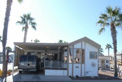 Mobile Home at 1110 North Henness Rd. #496 Casa Grande, AZ