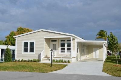 Mobile Home at 430 NE Topaz Terrace Jensen Beach, FL 34957