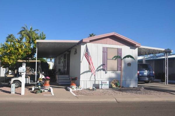 Mobile Home at 101 N 38th St, Mesa, AZ