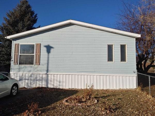 Mobile Home at 12205 Perry St #91, Broomfield, CO