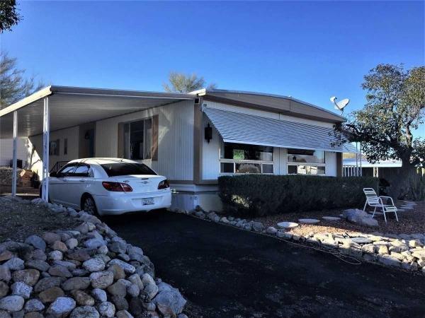 Mobile Home at 3003 W. Broadway Blvd #119, Tucson, AZ