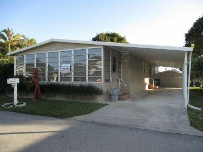 Mobile Home at 6708 NW 29th Court  Lot 757 Margate, FL 33063