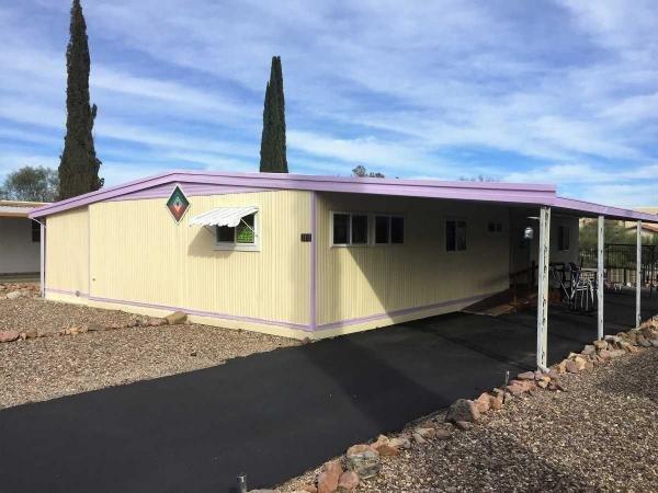 Mobile Home at 3003 W Broadway Blvd  #110, Tucson, AZ
