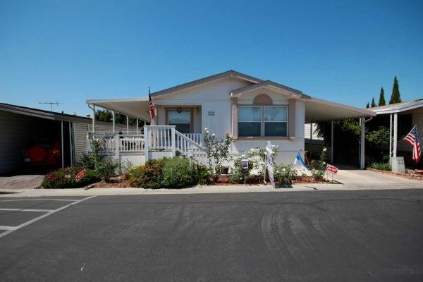 1999 Goldenwest Mobile Home For Sale