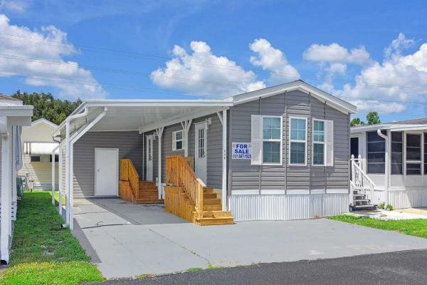 2018 Nobility Manufactured Home