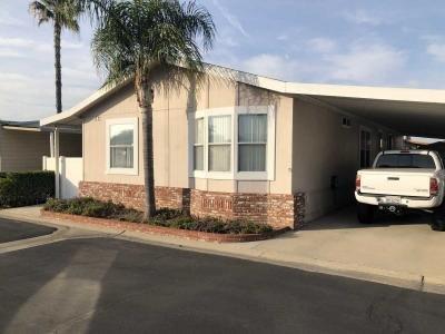 Mobile Home at 201 W Collins #86 Orange, CA 92867