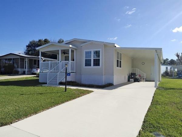 Mobile Home at 11 CEDAR KEY WAY, Leesburg, FL