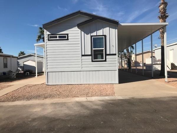 Mobile Home at 2000 S. Apache Rd., Lot #41, Buckeye, AZ