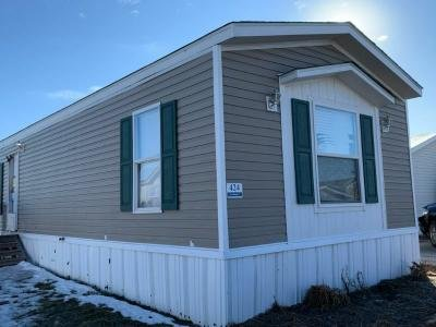Mobile Home at 435 N 35Th Avenue #424 Greeley, CO 80631