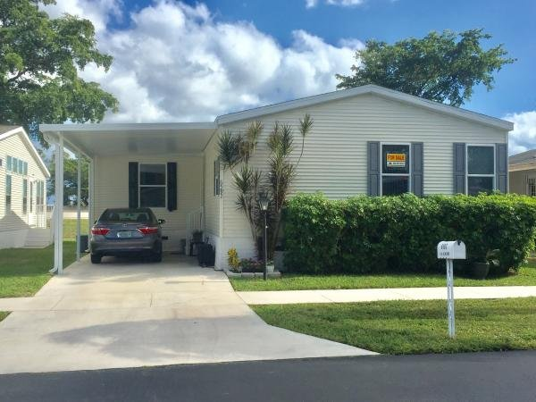 Mobile Home at 6592 NW 32nd Ave, Coconut Creek, FL