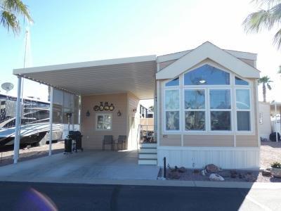 Mobile Home at 1110 North Henness Rd. #471 Casa Grande, AZ