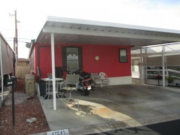 Mobile Home at 10401 N. Cave Crk Rd., #160, Phoenix, AZ