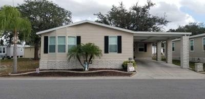 Mobile Home at 10934 Yucatan Ave. Riverview, FL