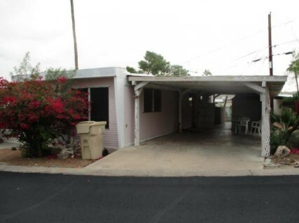 Mobile Home at 10401 N. Cave Crk Rd., #112, Phoenix, AZ