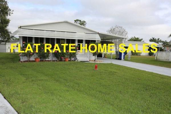 Mobile Home at 28 Calypso Cay, Vero Beach, FL