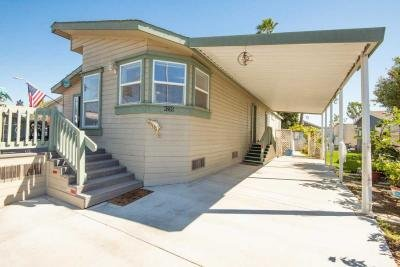 Mobile Home at 6226 GOLDEN SANDS DRIVE # 199 Long Beach, CA 90803