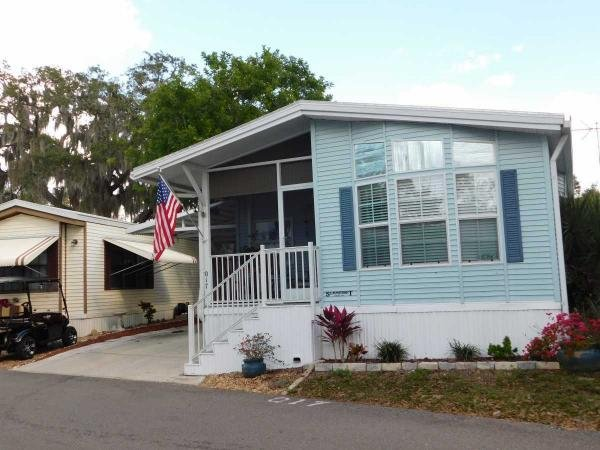 Mobile Home at 5100 60th St E. #Q17, Bradenton, FL
