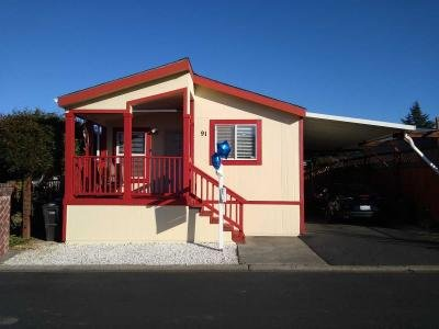 Mobile Home at 91 La Habra Pittsburg, CA