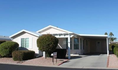 Mobile Home at 2550 S. Ellsworth Road, 144 Mesa, AZ 85209